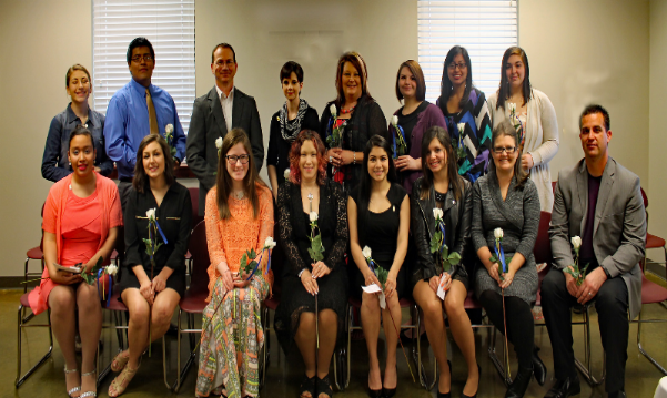 UA Cossatot Inducts PTK Members