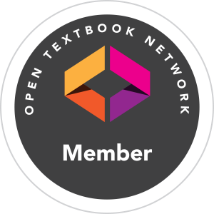 UA Cossatot is a member of the Open Textbook Network